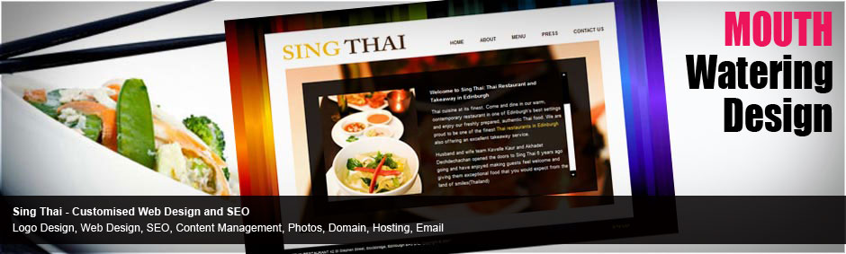 Sing Thai – Restaurant Edinburgh